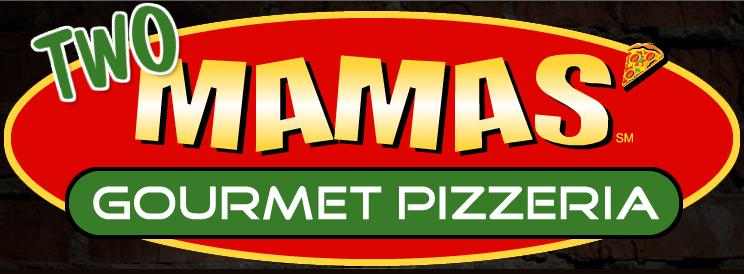 Two Mamas Pizza Logo