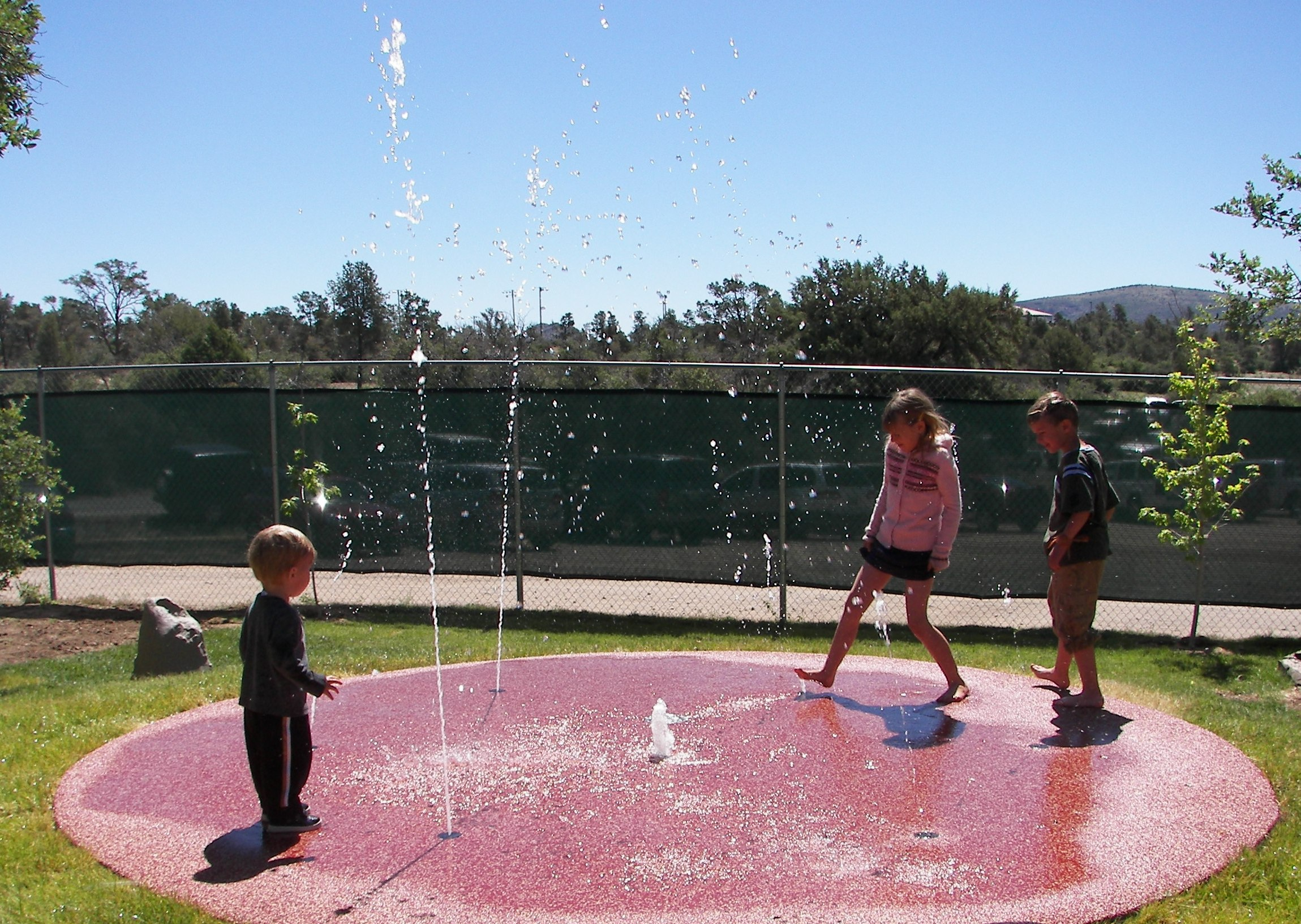 kids playing-event center-splash pad -free day june 2010 002