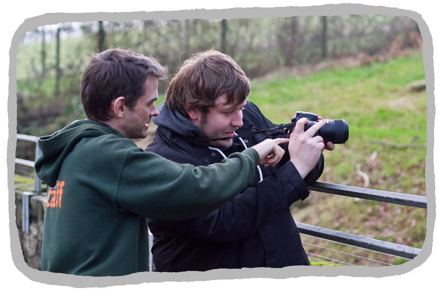 photographic tour experience - dartmoor zoo